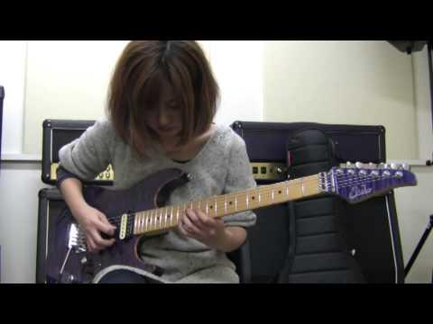 Miki Kato - Sevens(Guthrie Govan)