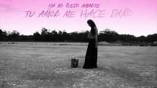 Nikki Mackliff - Ya No Puedo Amarte l ( Video Lyric)