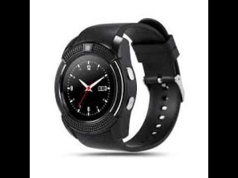 V8 smart watch ,completation