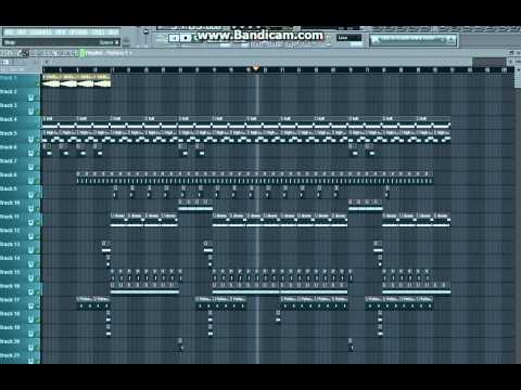 FL Studio 10 | aggressive Rap/Hip-Hop Beat 2013 (Rajon Beats) + flp
