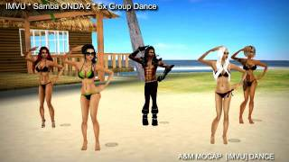 IMVU Samba Onda 2 GroupDance (song by Axe Bahia -