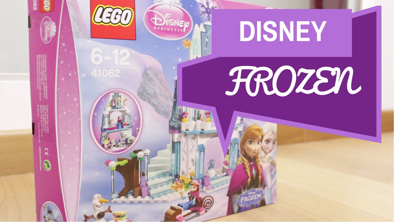 Cameretta Disney Principesse : Lego disney frozen castello di elsa principesse disney italiano