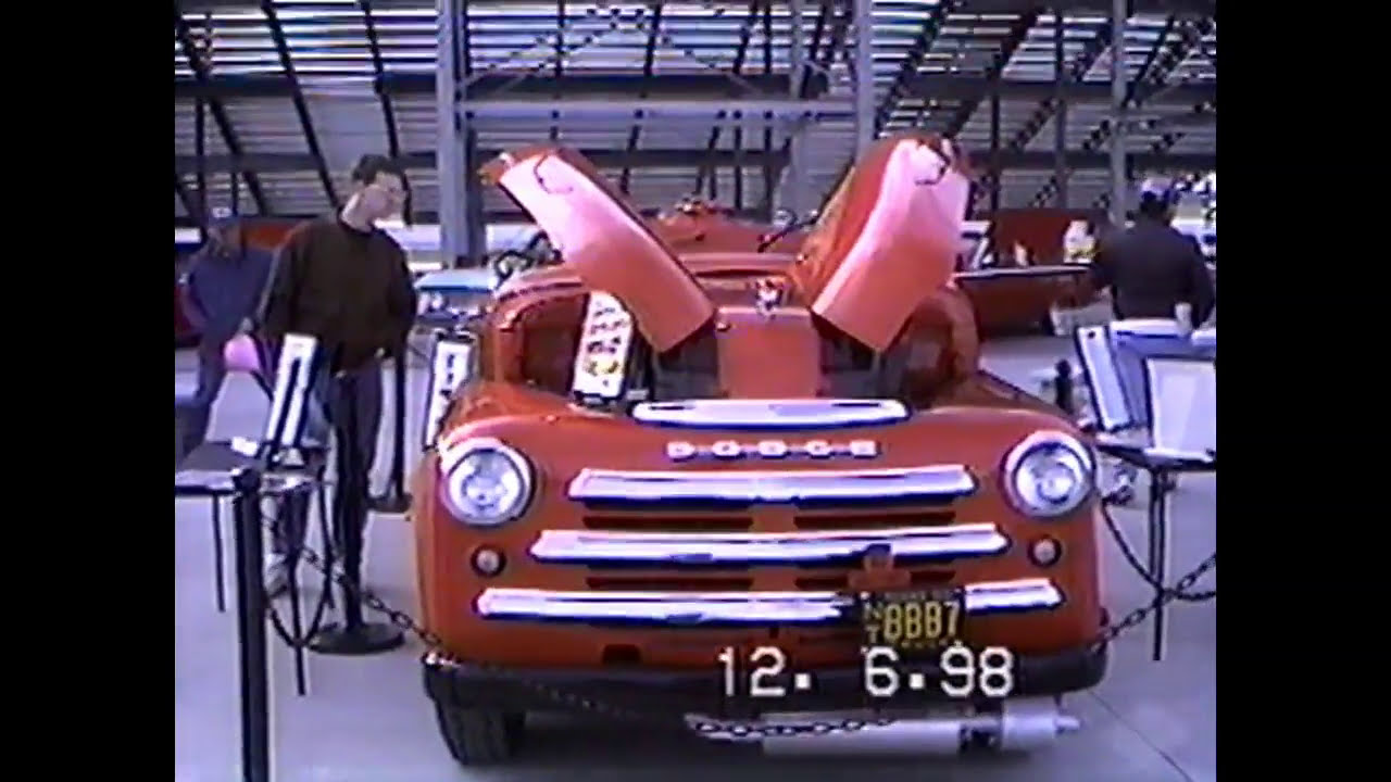 Houston Mopar Connection Club 1998 Show and Race