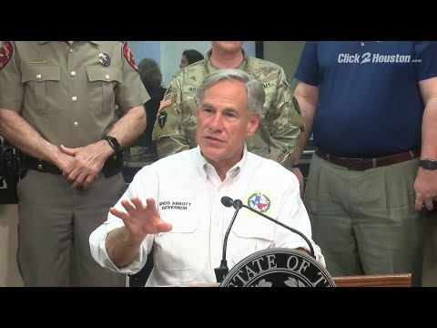 Texas News - Governor: Be Prepared With Potential Tropical Storm In Gulf