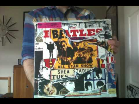 Vinyl Review - The Beatles Anthology Albums