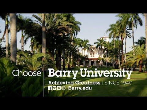 Choose Barry University