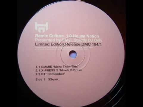 Emmie - More Than This (Loafers Oven Ready Mix)