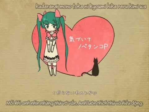 [VnSharing] Kidzuite Yo – Hatsune Miku – Vocaloid vietsub