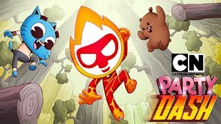 Cartoon Network Party Dash Gameplay Trailer ANDROID GAMES on GplayG