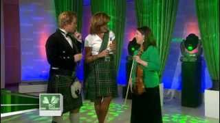Music Of Ireland On 'The Today Show' (St Patrick's Day)