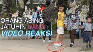 Jatuhin Rp100.000 | Social Experiment Indonesia Video