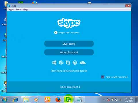 how to install skype on windows 7/ 8/ 10