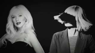 Christina Aguilera ft. Sia - Blank Page (Mashup)