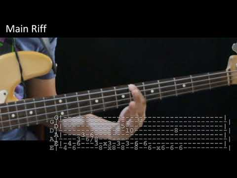 Through It All by Planetshakers (Bass Lesson w/TABS)
