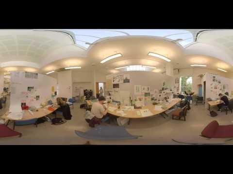 360° tour of UWE Bristol - City Campus