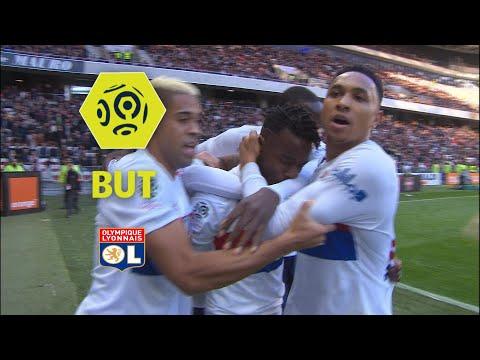 But Maxwel CORNET (20') / OGC Nice - Olympique Lyonnais (0-5)  / 2017-18