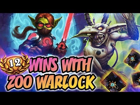 12 Wins With Zoo Warlock