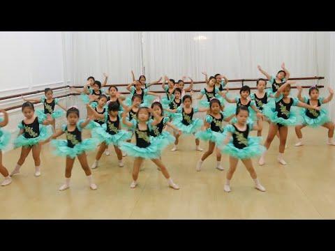 KIDS BALLET DANCING INDONESIA