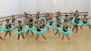 KIDS BALLET DANCING