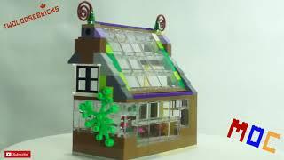 LEGO Harry Potter Greenhouse MOC