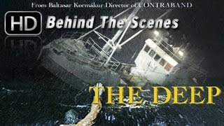 "THE DEEP - Behind the Scenes ""Djúpið"" (original title)"