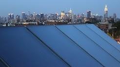 Solar Thermal Hoboken NJ Tribeca West LEED