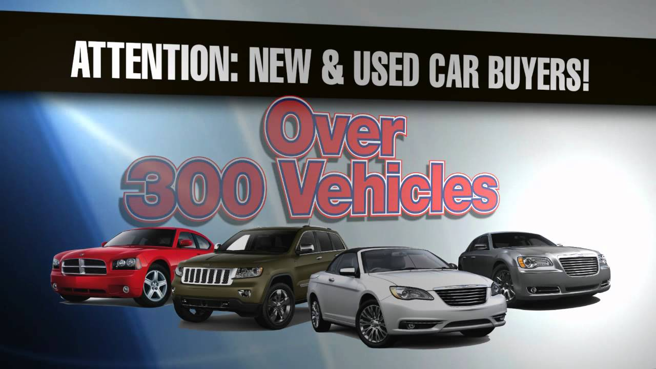 South Chicago Dodge Chrysler Jeep Just Sign And Drive.mov