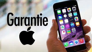 Vérifier si votre iPhone est toujours sous garantie Apple.
