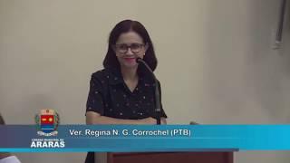 7ª Sessão Ordinária - Câmara Municipal de Araras