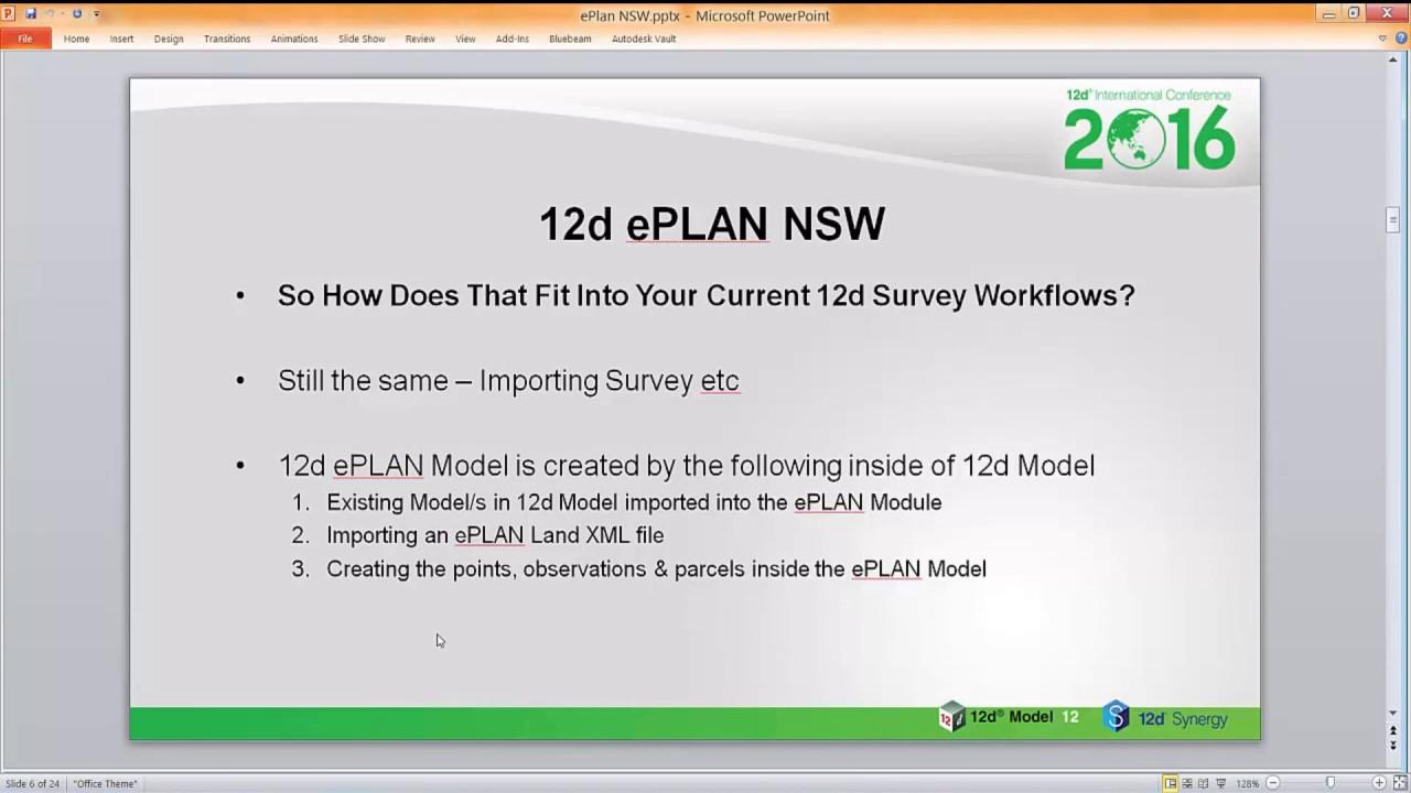 Eplan software solutions - 12d Eplan Preparing Drafting Linen Plans For Lpi Lodgement Industry Solutions Webinar Series