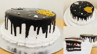 12 kg black forest cake recipe without oven  12 basic chocolate sponge  Soft &amp simple recipe..