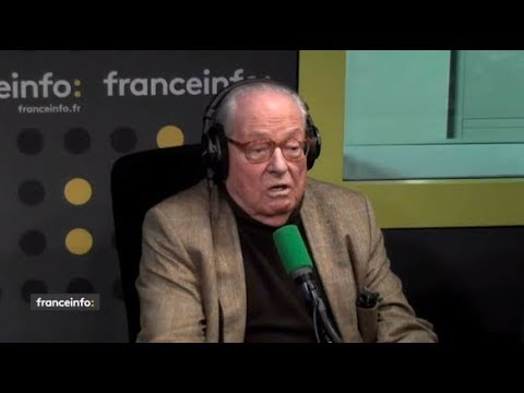 Jean-Marie Le Pen - L'interview J-1 - Franceinfo