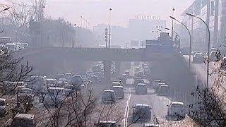 Пол-Парижа остановят ради чистого воздуха