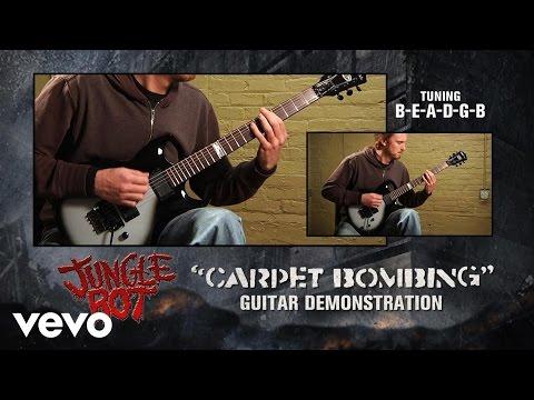 "Jungle Rot - ""Carpet Bombing"" Guitar Demonstration"