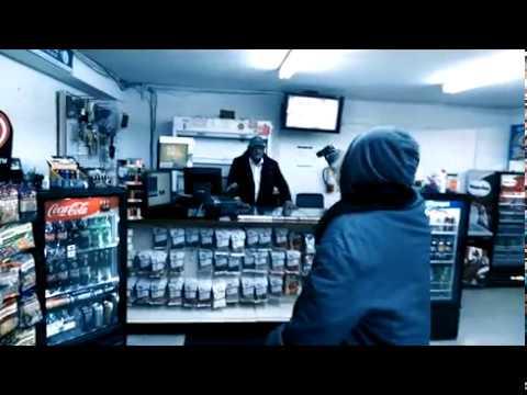 Valley Market Robbery Scene