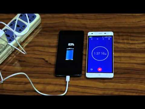 6050mAh Ulefone Power Quick Charge Test - Finish In 2 Hours