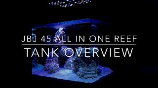 jbj 45 all in one reef tank overview