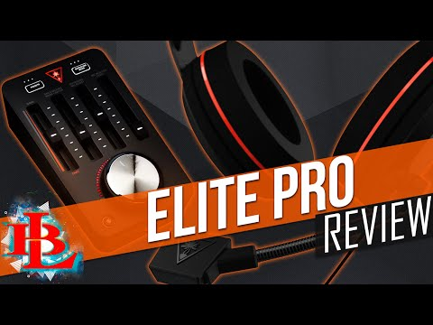 Turtle Beach Elite Pro Headset REVIEW - Tactical Audio Controller and Mic   Worth the money?