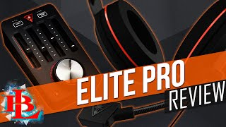 Turtle Beach Elite Pro Headset REVIEW - Tactical Audio Controller and Mic | Worth the money?