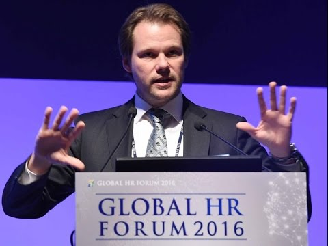 Global HR Forum 2016 | B-3 | The New HR Management Strategies for the CEOs