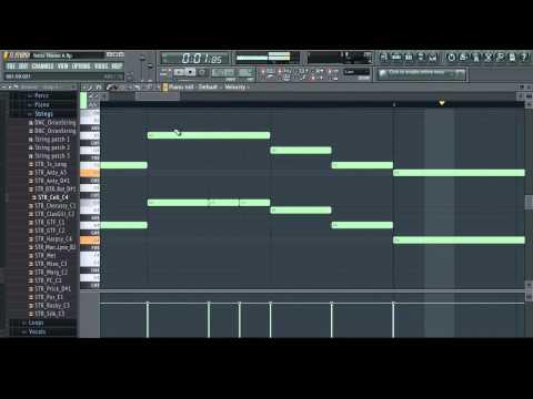 Tetris Theme-A 8-Bit Fl Studio 11 Remake