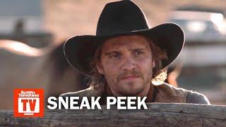 Yellowstone S01E01 Sneak Peek   'Horse Tamer'   Rotten Tomatoes TV