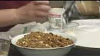 Mixed Fruit Granola