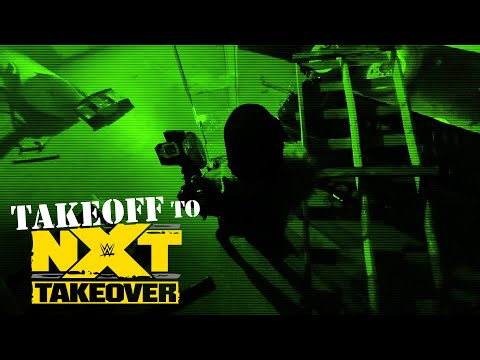 A mysterious warning for NXT: NXT Takeoff to TakeOver, Sept. 23, 2020