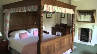 Boutique Hotel with Four Poster bed - our Uffington Bedroom at Fallowfields Hotel and Restaurant