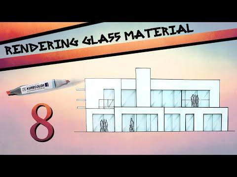 Rendering Glass Material
