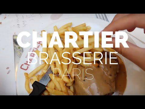 LA PLUS ANCIENNE BRASSERIE DE PARIS ? | VLOG 16