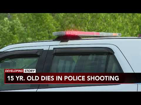 15-year-old girl shot, killed by police in Columbus, Ohio