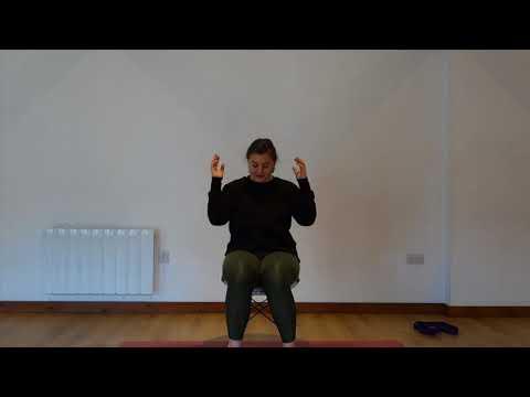 Yoga Osteo Neck Stretch