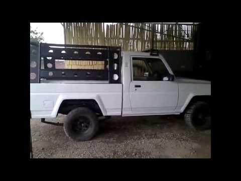 1995 Daihatsu F69 Taft Hiline Minitruck Modification Youtube